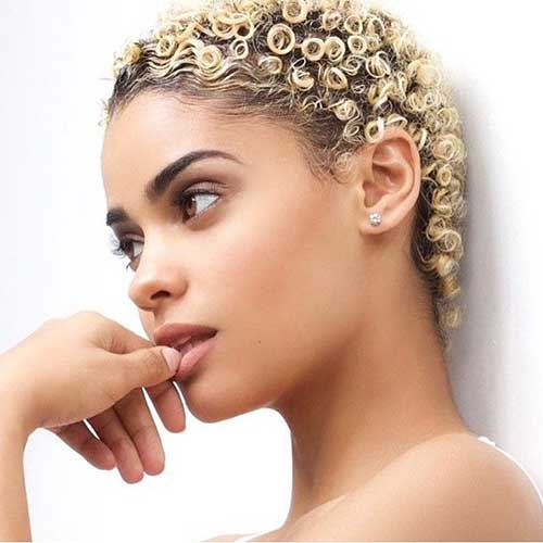 Short Haircuts for Black Girls