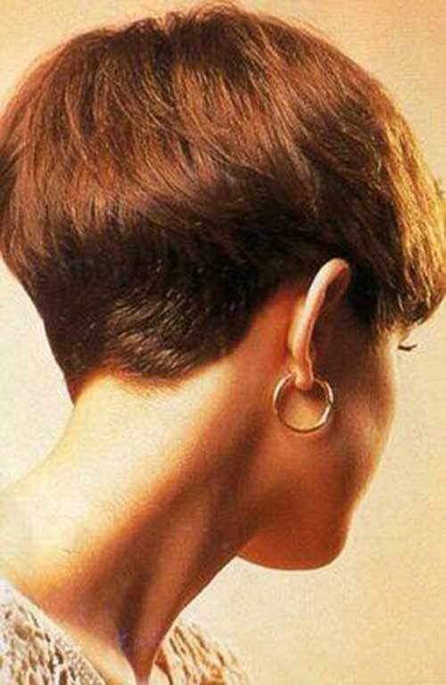 Short Wedge Hair Styles Pictures