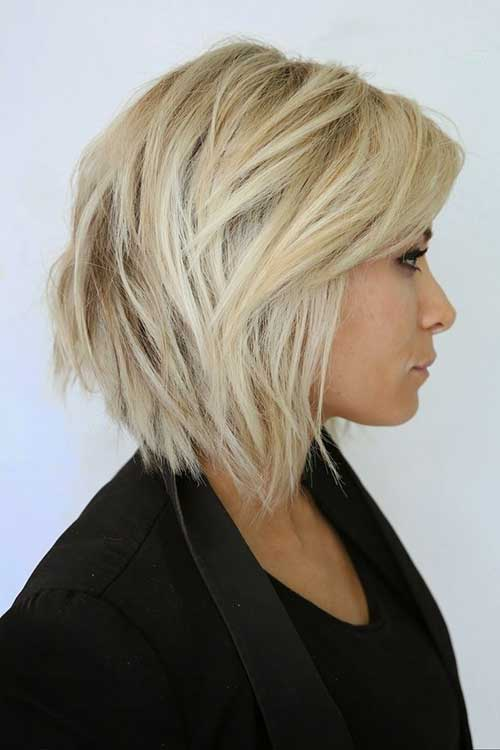 Trendy Choppy Short Hair Ideas 2015