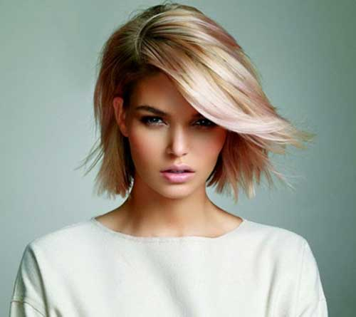 Nice Trendy Short Hair Styles
