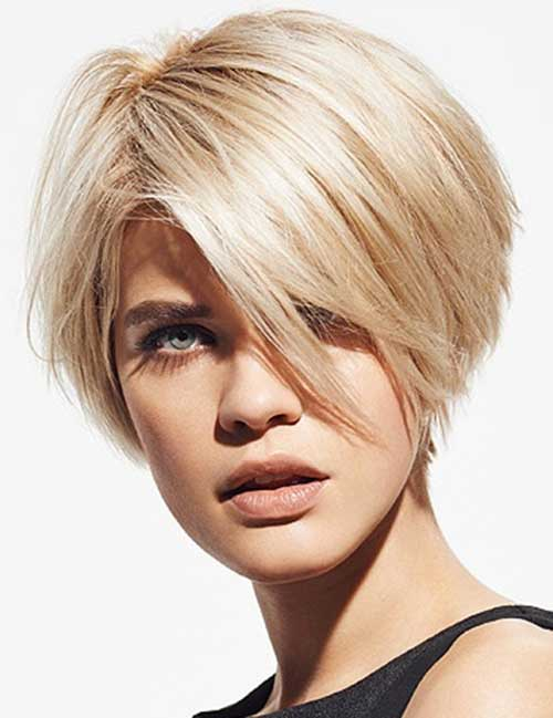 Best Trendy Stylish Short Blonde Hair