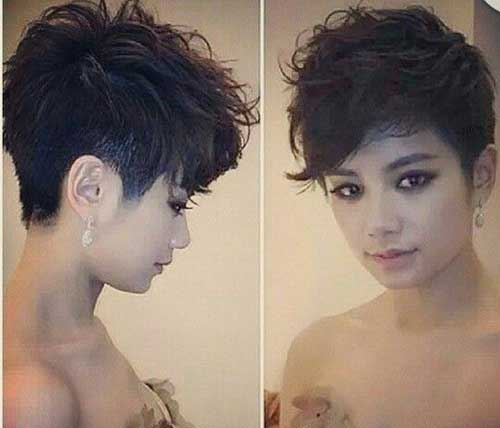 Cute Short Hair Styles-11