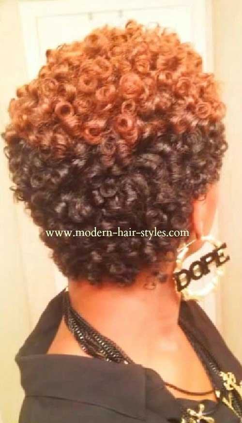 Black Women Short Hairstyles-18