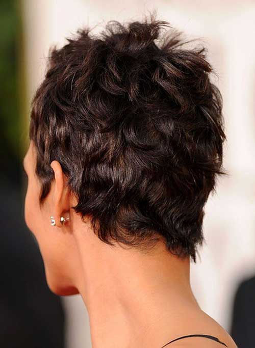 Short Haircuts for Curly Hair-21