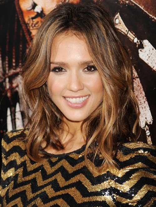 Hairstyles for Medium Short Hair-6