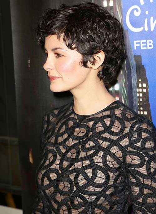 Short Haircuts for Curly Hair-8