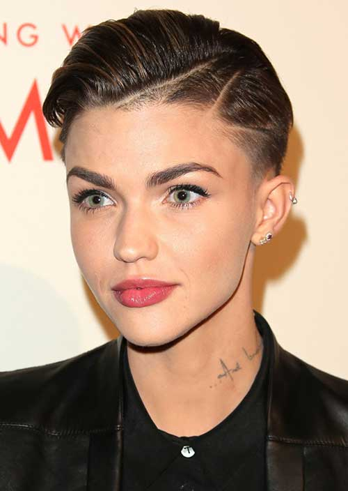 Short Haircuts for Teenage Girls-8