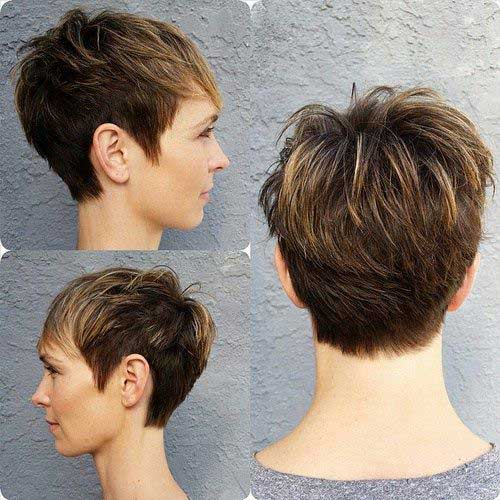 Short Choppy Haircuts-8