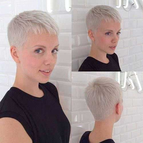 Cute Short Hair Styles-9