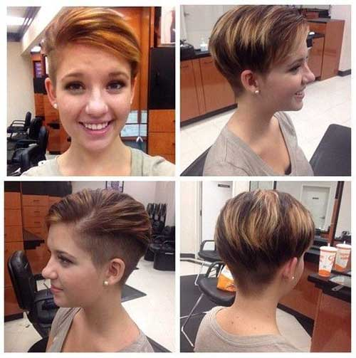 Short Pixie Cuts for Fine Hair