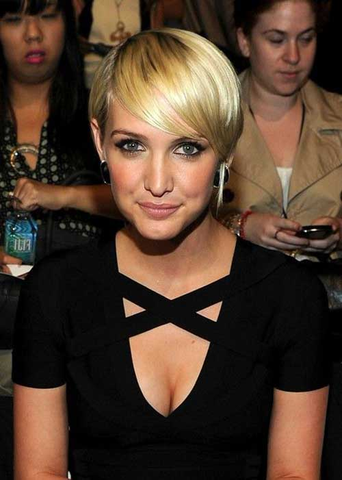 Short Haircut for Straight Hair-10
