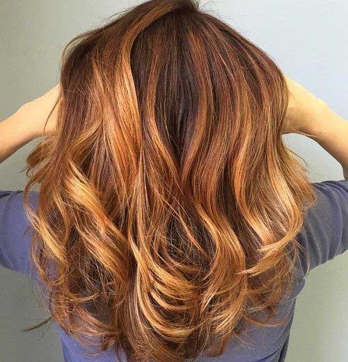 Hairstyles for Medium Short Hair-11