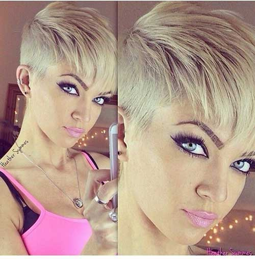 Short Haircut for Straight Hair-13