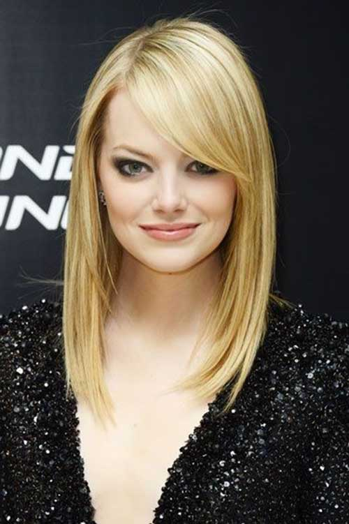 Short Haircuts for Thin Straight Hair-13
