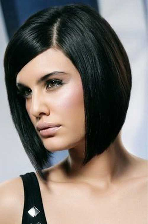 Short Haircut for Straight Hair-14