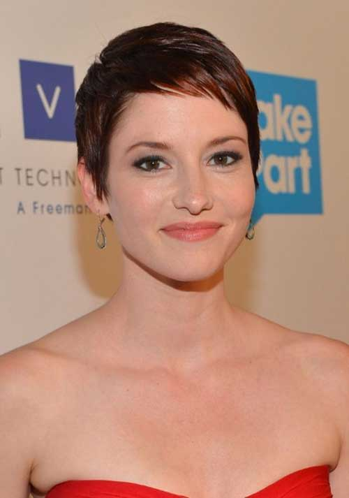 Short Haircuts for Thin Straight Hair-14