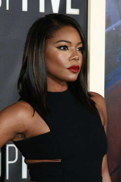2015 Bob Hairstyles for Black Women