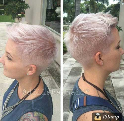 Short Haircut for Straight Hair-6