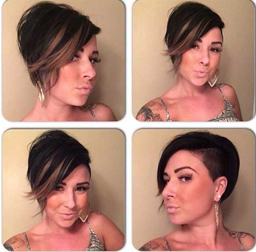 Short Haircut for Straight Hair-7