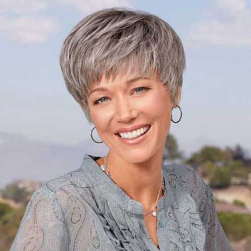 Short Hair for Over 50-9