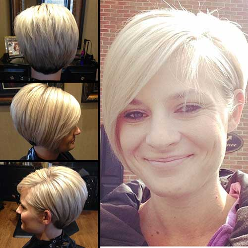 Short Trendy Hairstyles-9