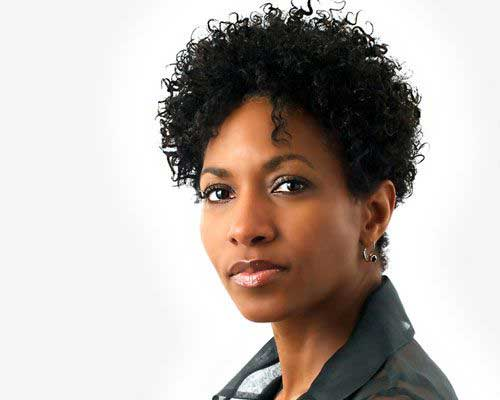Attractive Black Women Short Natural Hair Ideas