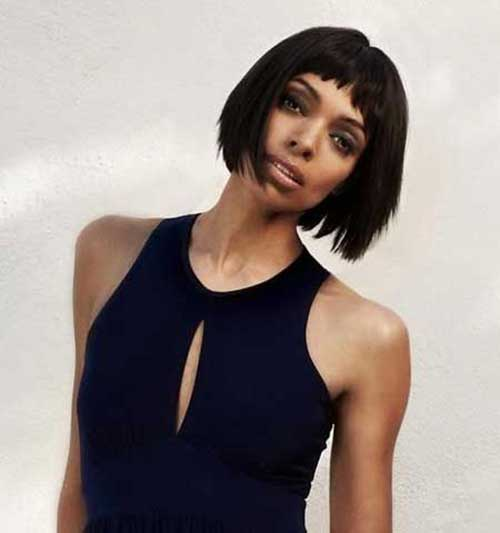 Blunt Bob Hairstyles for Black Women