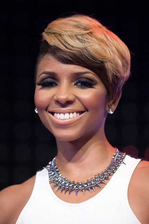 Cute Short Haircuts Black Women