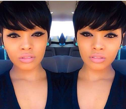 Cute Short Hairstyles Black Women