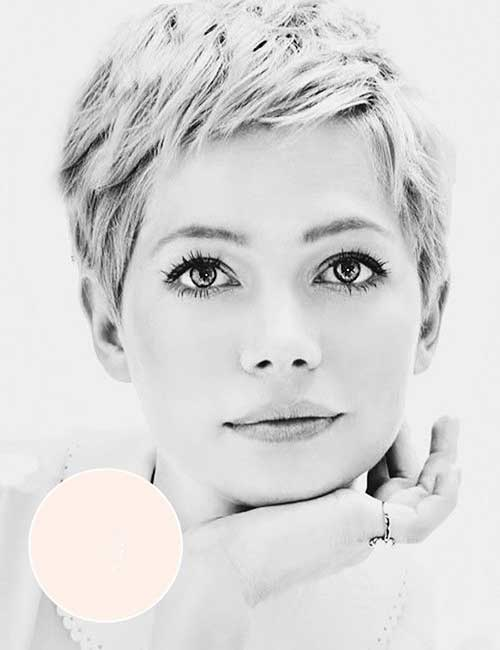 Cute Short Pixie Hair Cuts