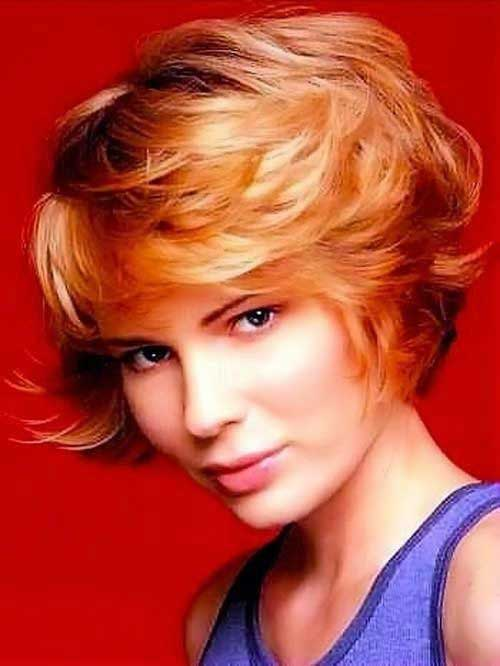 20 Layered Hairstyles For Short Hair Short Hairstyles