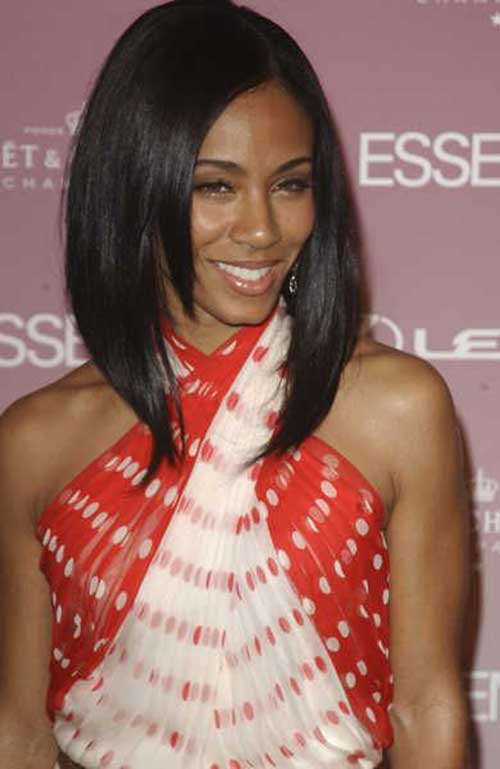Fine Straight Bob Hairstyles for Black Women