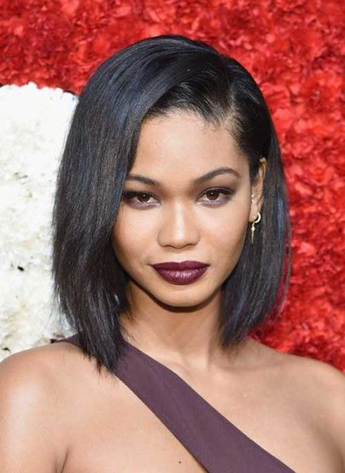 Girls Bob Hairstyles for Black Women