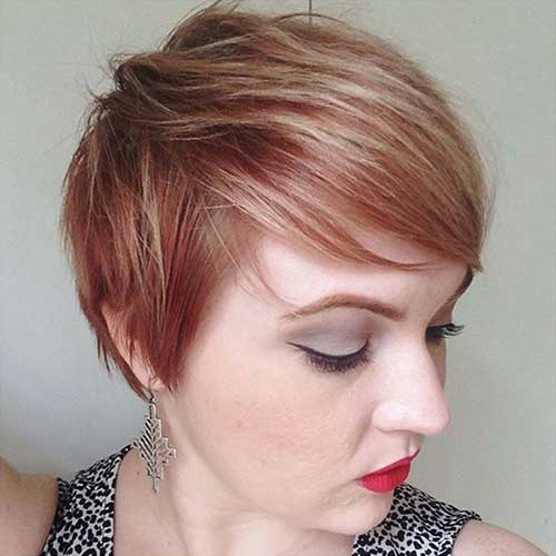 Hairstyles for Short Straight Thin Hair