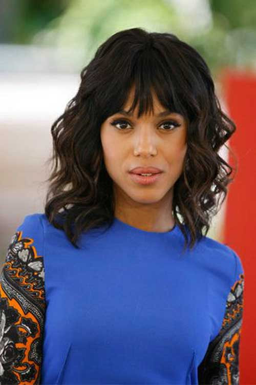 Kerry Washington Bob Styles for Black Women