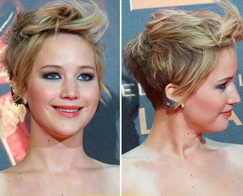 Messy Pixie Cut Blonde Hairstyles