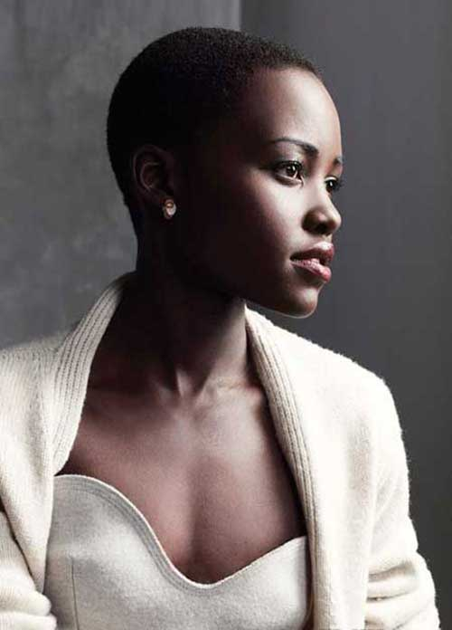 Natural Hairstyles for Black Women with Very Short Hair