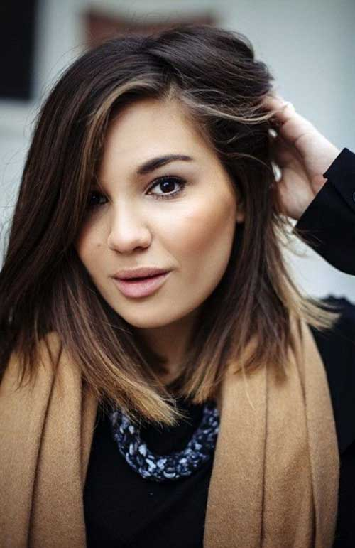 Ombre Brown Bob Hairstyles