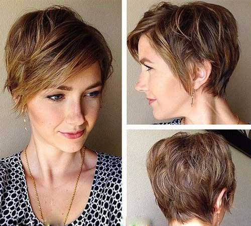 Pixie Style Ideas Thick Hair