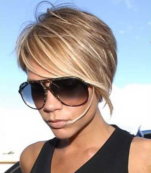 Short Blonde Bob Hair Ideas