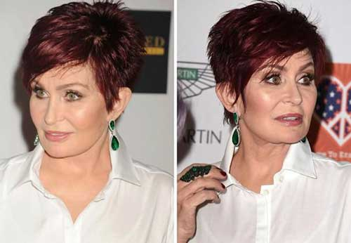 Short Chic Pixie Haircuts