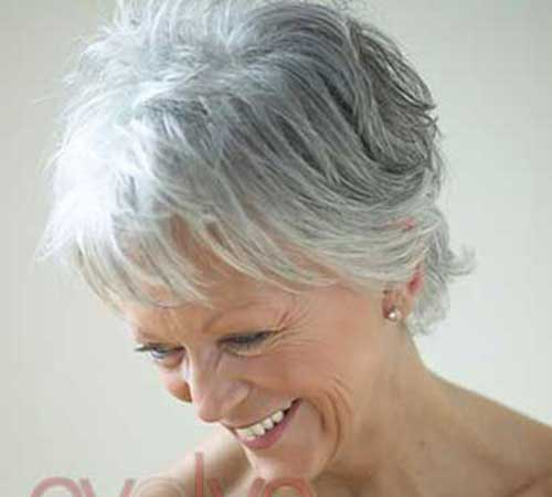 Short Hair for Over 50