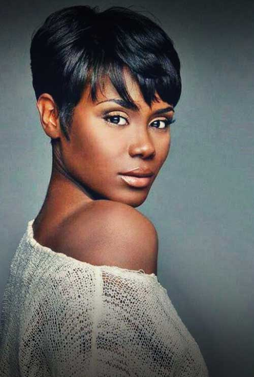 short hairstyles for african american women haircuts for black 2015 the best 31472