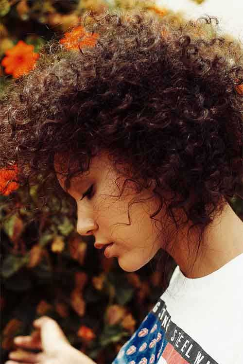 Best Short Natural Haircuts for Black Women