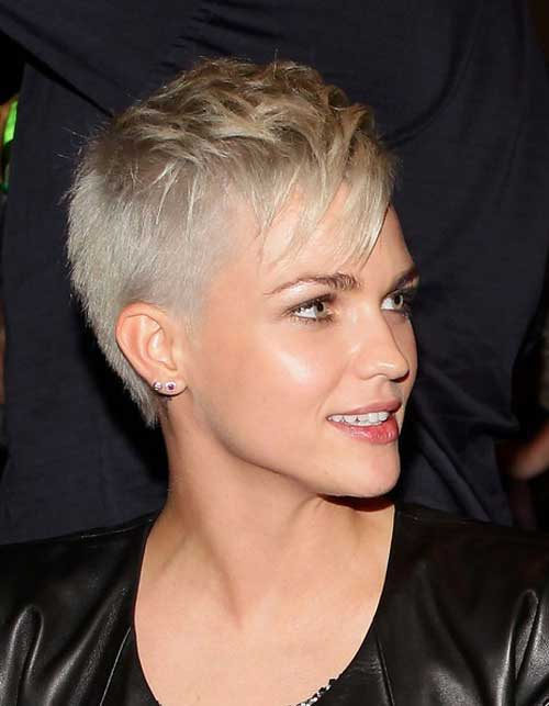 Short Pixie Hair for Girls