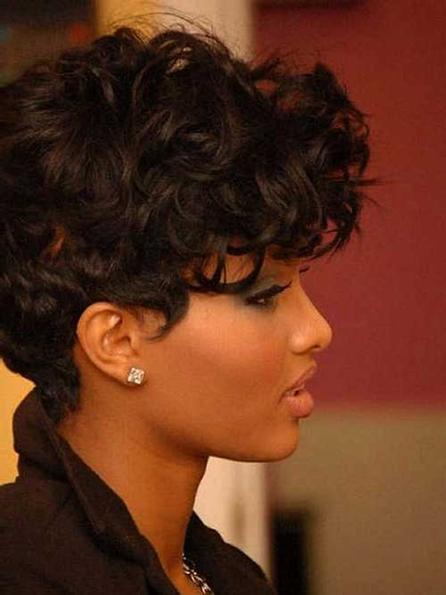 short black hair weave styles weaves for black the best hairstyles 3468 | Short Thick Weave Hair for Black Women