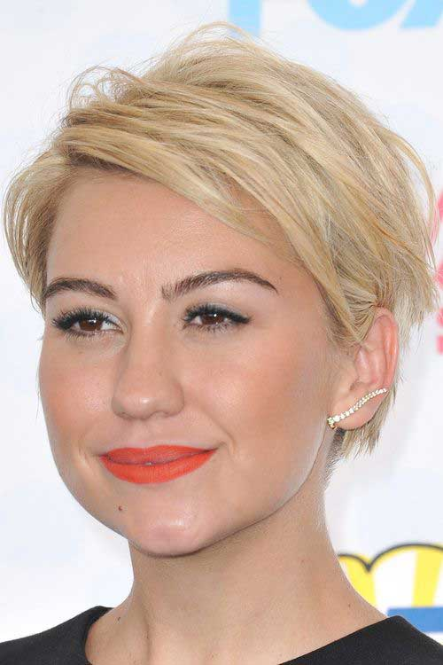 Layered Short Haircuts-10