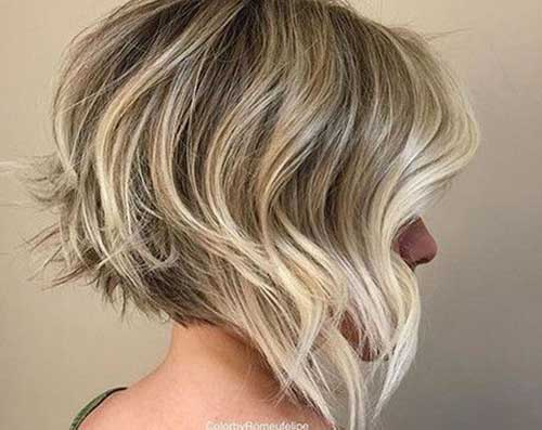 Short Layered Bobs-10