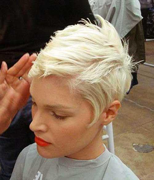 Cute Hair Styles for Short Hair-13