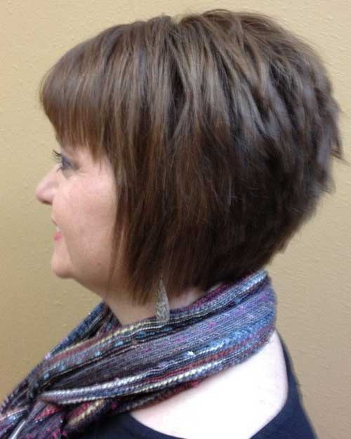 Short Layered Bobs-13